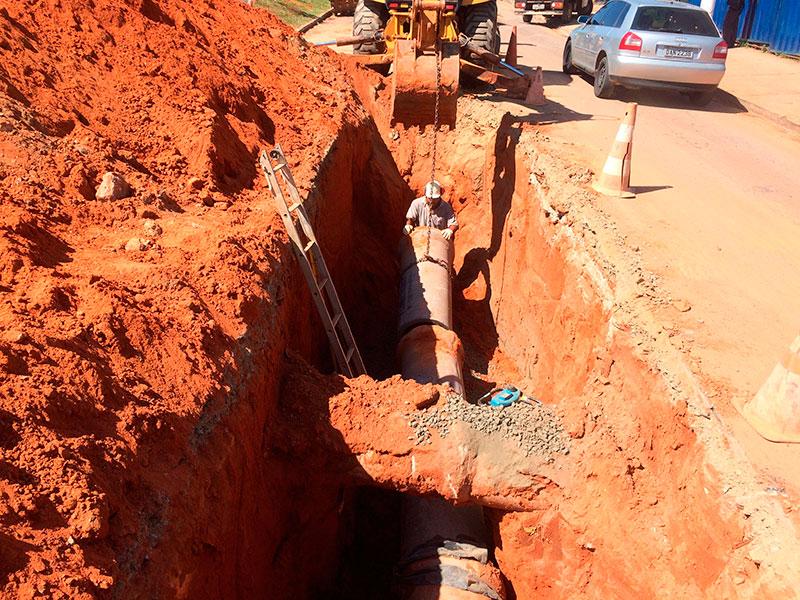 Licenciamento ambiental para obras de infraestrutura