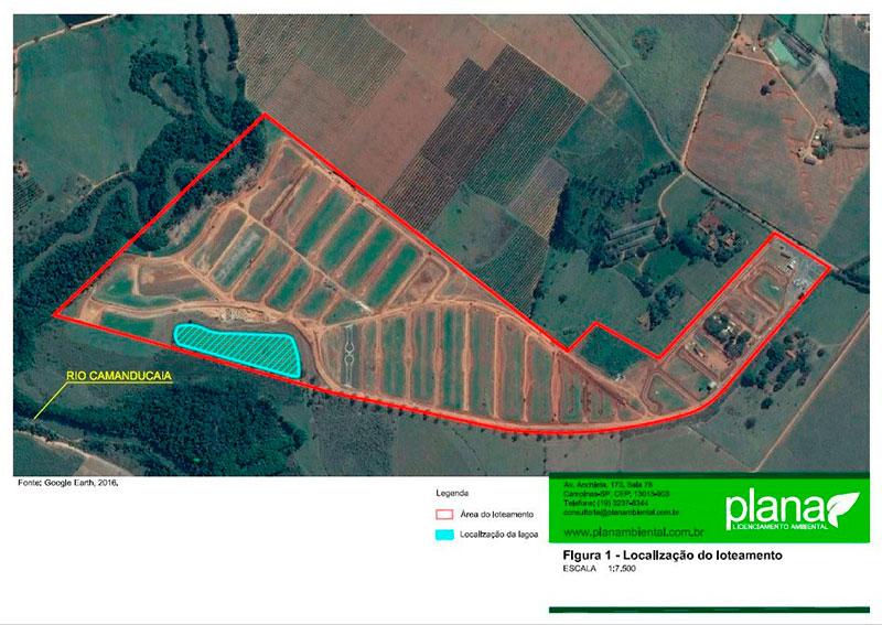 Projeto de licenciamento ambiental